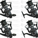 Set 4 Mulinete Ultra Long Cast FL BD 10000 Top Edition, Fishing Line - FL