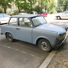 TRABANT 601S Hycomat, model 1987 original., 168000 km, Benzina, 595 cmc, Berlina