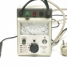 Aparat de masura - Multimetre