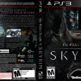PS3 joc The Elder Scrolls V SKYRIM PS3 Playstation 3 ca nou