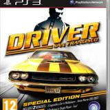 PS3 joc Driver San Francisco Special edition Playstation 3 ca nou - GTA 5 PS3 Rockstar Games