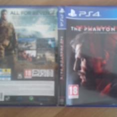 Metal Gear Solid V - The phantom pain - PS4 [A] - Jocuri PS4, Actiune, 18+, Single player