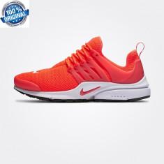 ORIGINALI 100 % ! Nu replica ! Nike Air PRESTO DOUBLE Orange -unisex nr 40.5 - Adidasi barbati, Culoare: Din imagine