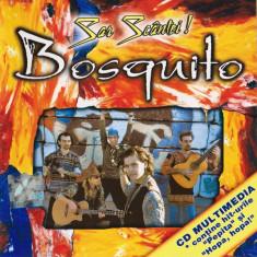 Bosquito – Sar Scântei! (1 CD) - Muzica Pop mediapro music