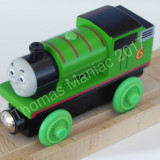 Thomas and Friends ✯ Wooden Railway ✯ PERCY ✯  Magnetic Train ✯ 2003