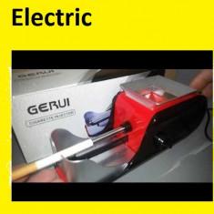 Aparat electric de facut tigari INJECTAT TUTUN IN TUBURi Gerui - Aparat rulat tigari