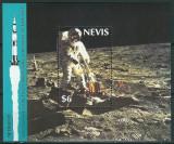 NEVIS 1989 - COSMOS - BLOC NESTAMPILAT - MNH / cosmos71