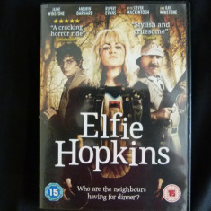 Elfie Hopkins - dvd - Film drama Altele, Altele