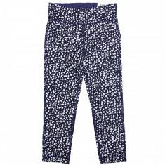 Pantaloni Sport TOMMY HILFIGER - Colanti Fitness Dama, Femei - 100% AUTENTIC - Pantaloni dama Tommy Hilfiger, Marime: S, M, Culoare: Bleumarin, Trei-sferturi, Nylon