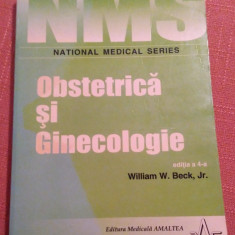 Obstetrica Si Ginecologie. NMS, Editia a IV-a  - William W. Beck, Jr., Alta editura