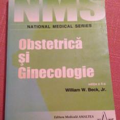 Obstetrica Si Ginecologie. NMS, Editia a IV-a  - William W. Beck, Jr., Alta editura