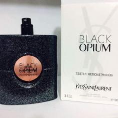 Parfum Tester Black Opium - 90 ML - Parfum femeie Yves Saint Laurent, Apa de parfum, Lemnos oriental