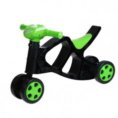 Minibike Doloni negru cu verde