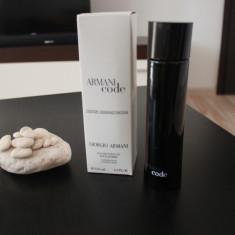 Parfum TESTER original Armani Code 125ml - Parfum barbati Armani, Apa de toaleta