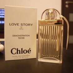 Parfum TESTER original Chloe Love Story 75 ml - Parfum femeie Chloe, Apa de parfum