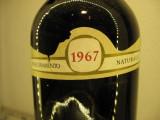 N. 69 - vin valgella, valtellina superiore, doc, recoltare 1967 cl 72 gr 12,5, Sec, Rosu, Europa