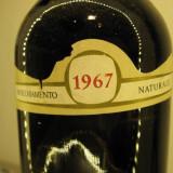 N. 69 - vin valgella, valtellina superiore, doc, recoltare 1967 cl 72 gr 12, 5 - Vinde Colectie, Aroma: Sec, Sortiment: Rosu, Zona: Europa