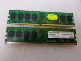 Memorie RAM desktop AM1 (by Apacer) 1GB PC2-5300 DDR2 667MHz - poze reale, DDR 2, 1 GB, 667 mhz