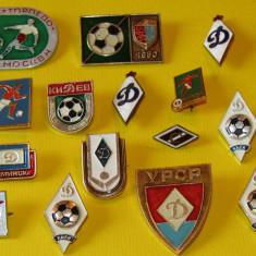 Lot insigne fotbal URSS - Insigna fotbal