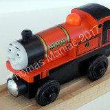 Thomas and Friends ✯ Wooden Railway ✯ RHENEAS ✯ Magnetic Train ✯ 2012