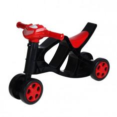 Minibike Doloni negru cu rosu