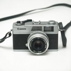 Canon Canonet 28 - Un frumos rangefinder! - Aparat Foto cu Film Canon