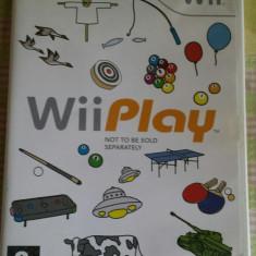 vand jocuri nintendo wii ,WII PLAY ,9 jocuri pe 1 dvd