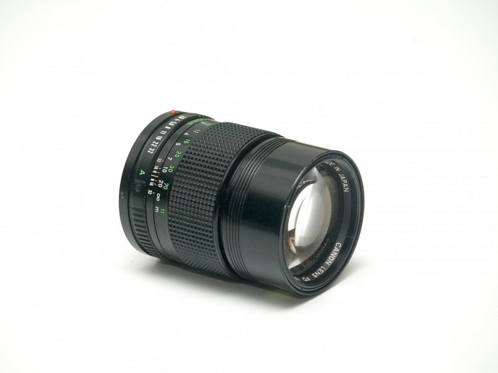 Obiectiv Canon FD 135mm f2.8