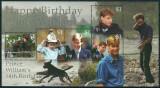 FIJI 2000 - REGALITATE BRITANICA, PRINTUL WILLIAM - BLOC NESTAMPILAT - MNH / personalitati213