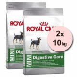 ROYAL CANIN MINI Digestive Care 2 x 10kg - Hrana caine