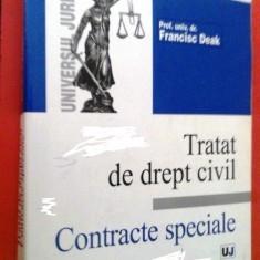 DREAK Tratat de drept civil Contracte speciale - Carte Drept civil