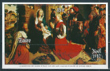 ZAIRE 1982 - PICTURA, HUGO VAN DER GOES - BLOC NESTAMPILAT - MNH - COTA MICHEL : 8 E / pictura310