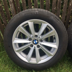 Jante bmw seria 5 - Janta aliaj BMW, Diametru: 17, 7, 5, Numar prezoane: 5, PCD: 120