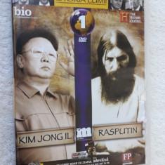 KIM JONG IL - RASPUTIN - ISTORIA LUMII FILMELE ADEVARUL