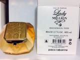 Parfum Tester  Lady  Milion -80 ML ( Plus Cadou )