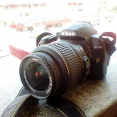 Vand Nikon D3000 - Aparat foto DSLR