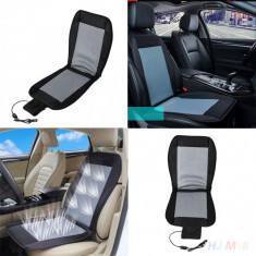 Husa Scaun Cu Ventilatie Premium Tuningro - Husa scaun auto