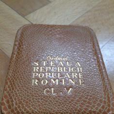 Ordinul Steaua Republici Populare Romine clasa V