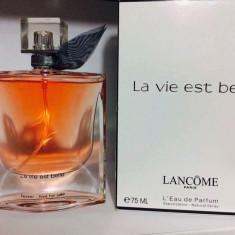 Parfum Lancom  La Vie Est Belle  75 ML - Tester ( Cadou creion pentru ochi )