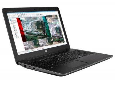Laptop HP zBook 15, Intel Core i7 Gen 4 4800MQ 2.7 Ghz, 8 GB DDR3, 128 GB SSD, DVDRW, nVidia Quadro K610M, WI-FI, Bluetooth, Webcam, Finger Print foto