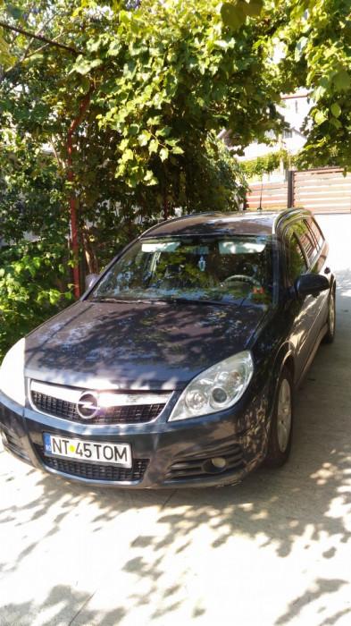 Opel vectra c combi foto mare