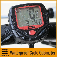 KILOMETRAJ Computer bicicleta vitezometru, Zoom