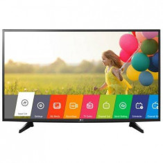Televizor LED LG 49LH570V, Full HD, Smart TV, Triple XD Engine, Negru