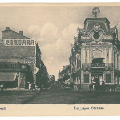 3908 - Prahova, PLOIESTI, Piata, Farmacie, Restaurant - old postcard - unused - Carte Postala Muntenia 1904-1918, Necirculata, Printata