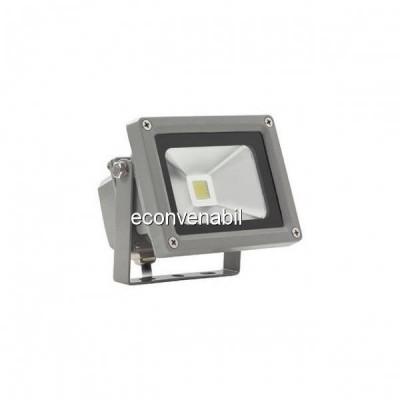 Proiector LED 10W Lumina Calda Alimentare 220V foto