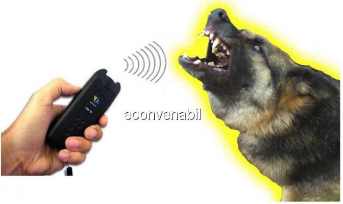 Dog Chaser Aparat cu Ultrasunete pentru Alungat Caini ZF851 foto mare