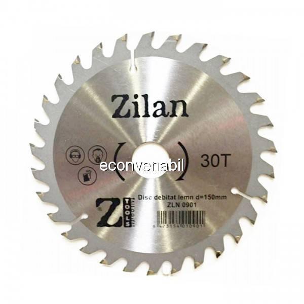 Disc debitat lemn Zilan ZLN0901 150mmx30T foto mare