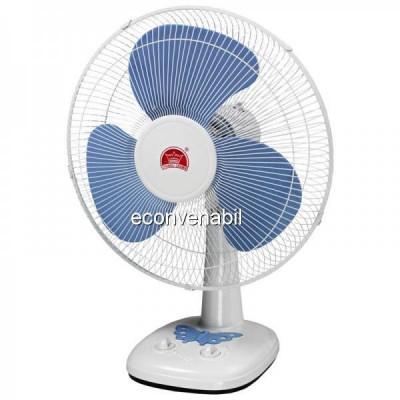 Ventilator electric de birou 3 viteze Changli Crown FT40G 40W foto