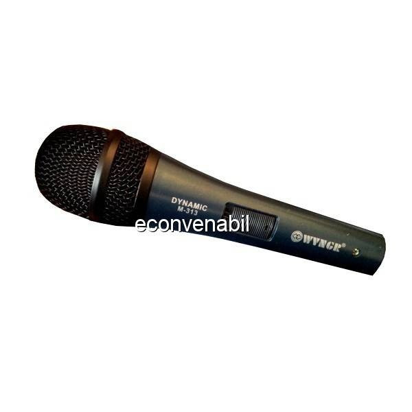 Microfon Dinamic Unidirectional WVNGR M313 foto mare