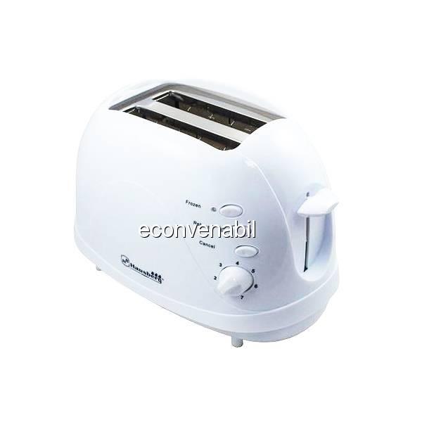 Toaster Prajitor Paine Hausberg HB170 700W foto mare